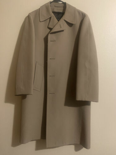 london fog trench coat mens