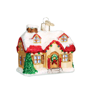 Old-World-Christmas-HOLIDAY-HOME-20032-N-Glass-Ornament-w-OWC-Box