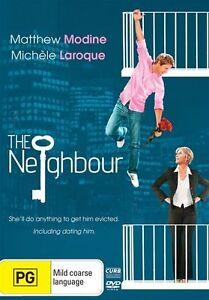 THE-NEIGHBOUR-DVD-Matthew-Modine-Michele-Laroque-COMEDY-NEW-amp-SEALED-R4
