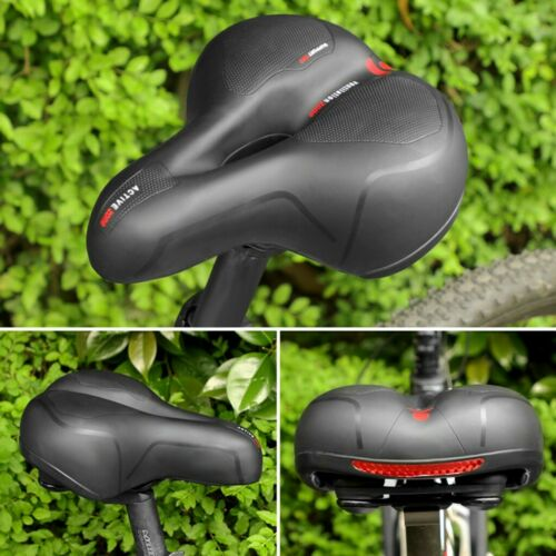 Bicycle Saddle Breathable Hollow Cushion Comfortable Road MTB Bike Seat Cycling