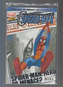 Der Spektakuläre Spider-Man Marvel Panini 1 - 22 komplette Serie Spinne