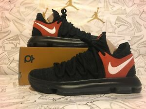 half off 46d53 fcd8a Image is loading New-Nike-Zoom-KD10-Texas-Promo-938150-001-