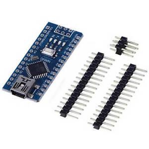 Small Device Arduino Nano V3.0 with ATMEGA328P Module Mini Module Board FE US
