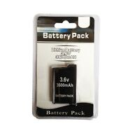 NEW REPLACEMENT BATTERY PACK FOR PSP 3000 PSP 2000 SLIM & LITE