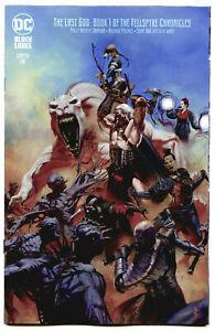 DC-Black-Label-The-Last-God-1-Comic-Book-NM