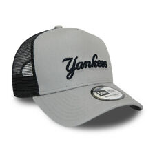 757a341857be6 item 1 NEW ERA NEW YORK YANKEES BASEBALL CAP.REVERSE A FRAME ADJUSTABLE TRUCKER  HAT 9S2 -NEW ERA NEW YORK YANKEES BASEBALL CAP.REVERSE A FRAME ADJUSTABLE  ...