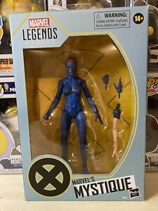 X-Men-Anniversary-Marvel-Legends-Fox-Movie-MYSTIQUE-6-Inch-Figure-IN-STOCK