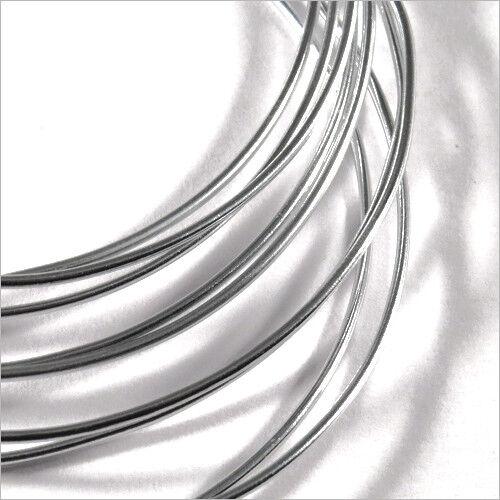 Fil en Aluminium Epaisseur 1mm Longueur 2 Mètres Couleurs au choix
