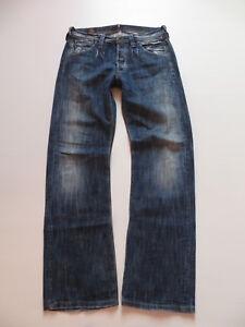 Lee-DILLON-Herren-Jeans-Hose-W-32-L-34-original-Vintage-Denim-Einzigartig