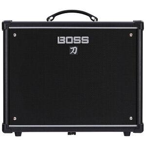 BOSS-Katana-50-50-Watt-1x12-034-Guitar-Combo-Amplifier-Amp-w-Built-In-Effects