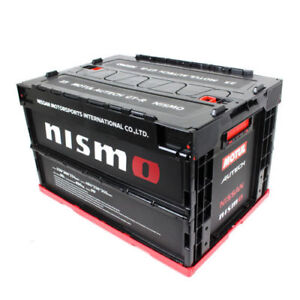NISMO-LIMITED-EDITION-NISMO-CONTAINER-20L-BLACK-UNIVERSAL-BOX-FOR-NISSAN