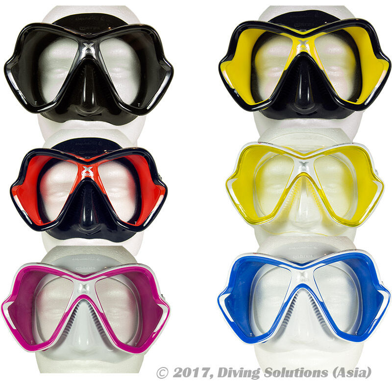 Scuba Diving Mares X-Vision Ultra LS Mask