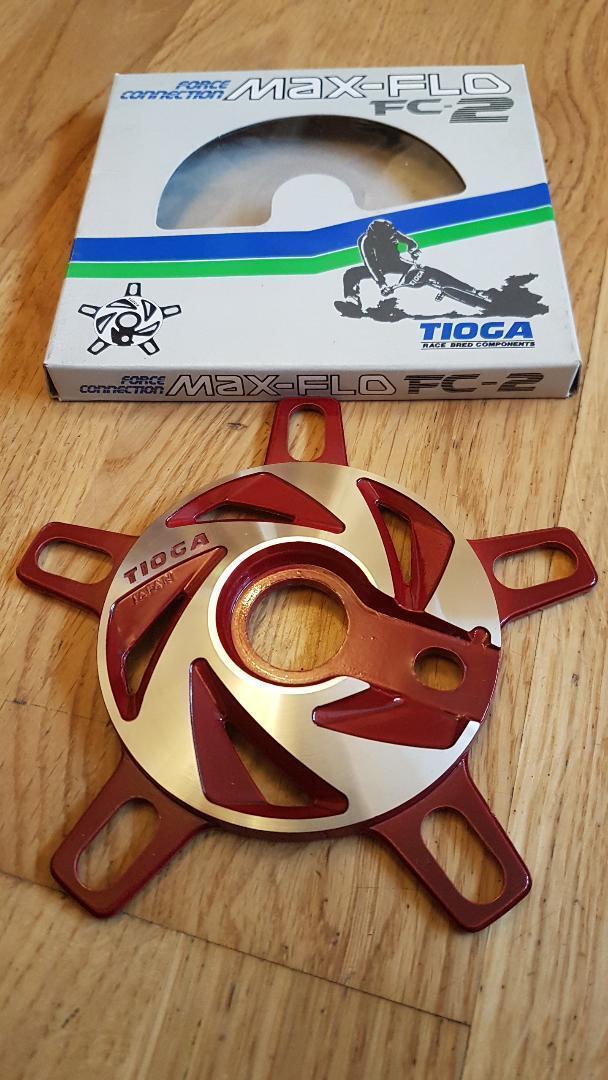 NEW NOS BMX TIOGA MAX FLO FC-2 SPIDER OLD SCHOOL  RED  online shop