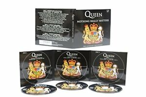 QUEEN-NOTHING-REALLY-MATTERS-3-CD-SET-ON-SALE