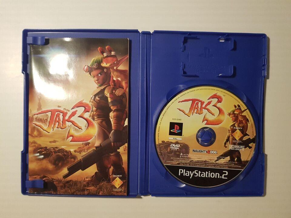 Jak 3, PS2