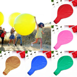 Image Is Loading EG 36 Inch Large Latex Balloons Party Supplies