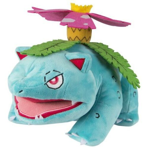 Pokemon Venusaur Exclusive 12-Inch Deluxe Plush