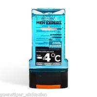(13,17€/l) 300ml Loreal Men Expert Cool Power Ice Effect Shower Gel Care