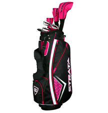 Callaway Strata 11 Piece Womens Complete Package Set - 2019 Black Pink