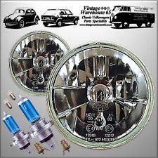 "Land Rover Defender Xenon Upgrade 7"" Sealed Beam Halogen Conversion Headlights"
