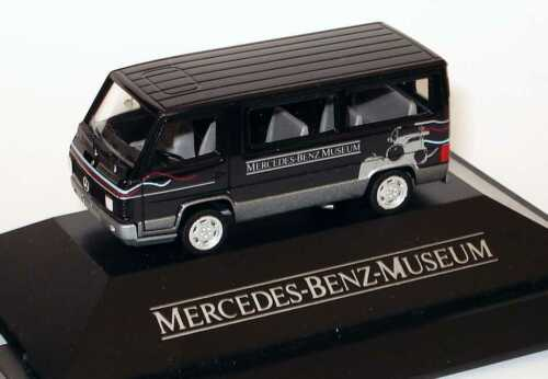 1:87 Mercedes-Benz 100D Bus Mercedes-Benz Museum