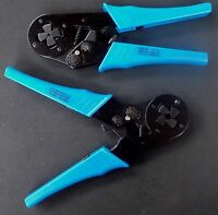 Insulated Self Adjusting Ferrule Crimper Awg 10-5 Plier Tool Pro Grade