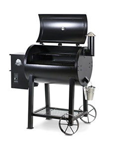 Pit Boss 71820FB Pellet Grill with Flame Broiler, 820 sq ...