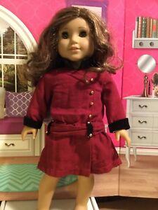 American-Girl-Rebecca-Classic-Historical-Girl-Doll-Hazel-Green-Eyes