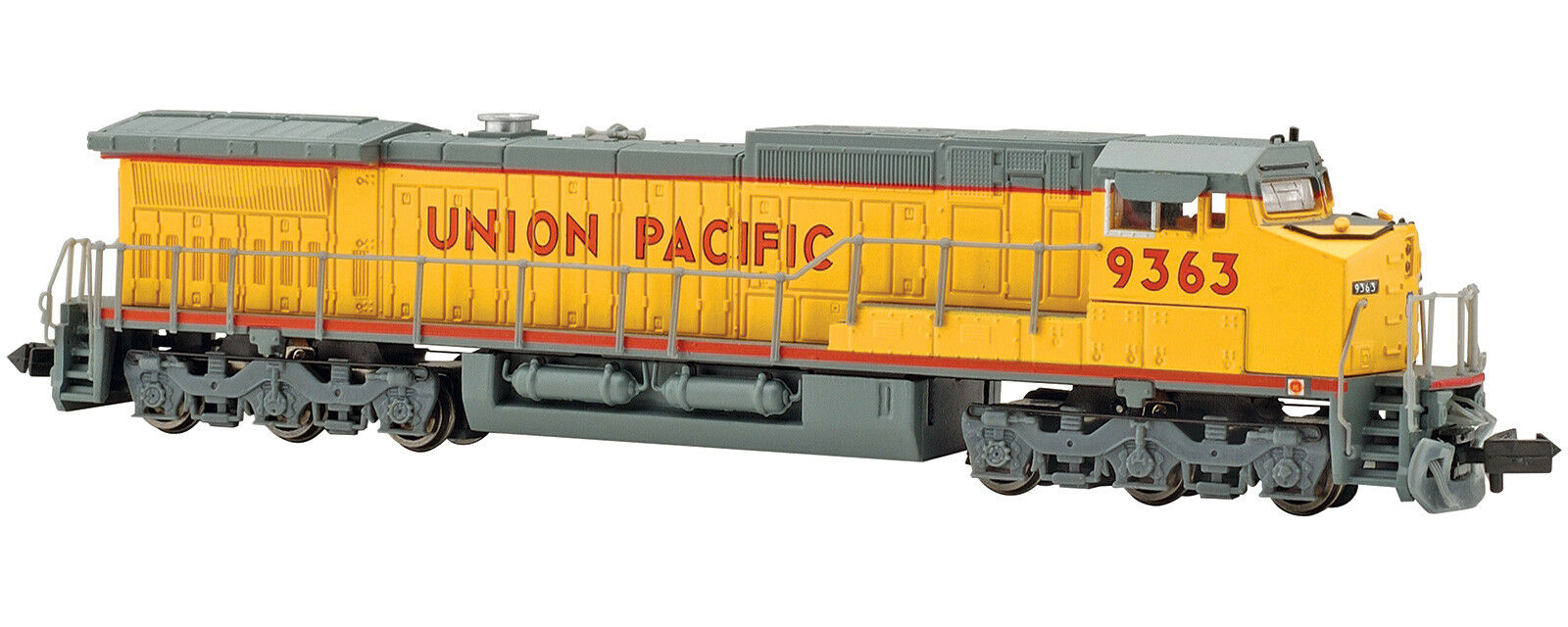 67351 Bachmann N Gauge Union Pacific GE Dash 8-40CW (Sound Fitted)