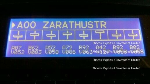Black LCD Display Replacement Korg T1,i2,i3,Wavestation,Cable Kit,LED Backlight