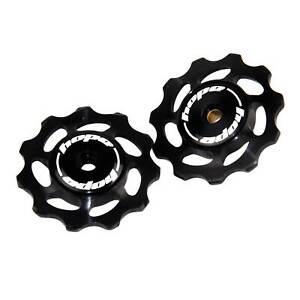 f1c9096c6be Hope 11 Tooth Jockey Wheel Hjw001 N Pair Black for sale online | eBay