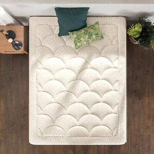 Premium-Marshmallow-Pillow-Top-Cushion-Top-Memory-Foam-Mattress-Full-Queen-King