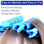thumbnail 24 - 6pcs-Volumizing-Hair-Root-Clip-Curler-Roller-Wave-Fluffy-Clip-Styling-Tool-Women