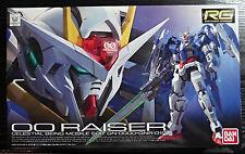 2015 Bandai Mobile Suit Gundam Real Grade RG 1/144 GN-0000+GNR-010 OO Raiser NY