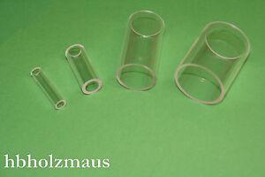 PLEXIGLAS® Acrylglas Rohr Klar Ø 200//192 mm Zuschnitt wählbar 71,99€//m