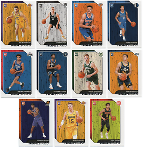 2018-19-Hoops-Rookie-RC-Complete-Set-Break-Pick-Any-Qty-Available