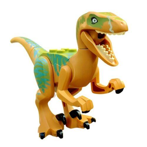 Parque Jurásico Dinosaurio indominus Rex Hágalo usted mismo dinosaurios Tyrannosaurus Rex bloques