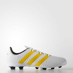 NEW-IN-BOX-70-Adidas-Women-039-s-ACE-16-4-Firm-Ground-Boots-Soccer-Shoes-AF5038