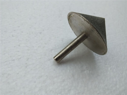 Countersink Drill Bit Electroplated Diamond Sand Cone Shape 20-60mm Grit#150//240