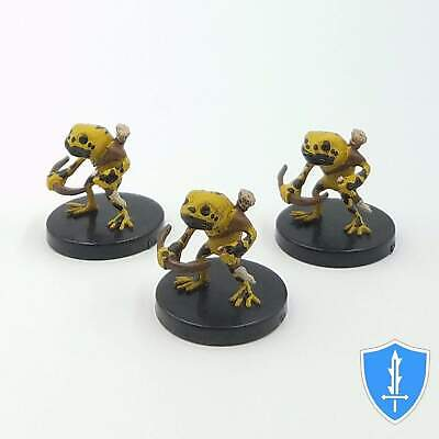 D/&D Icons of the Realm Waterdeep Dungeon Mad Mage 16//44 Grung Elite Warrior