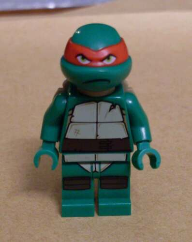 Lego Teenage Mutant Ninja Turtles Raphael 79105 Figur rot Figuren Turtle Neu