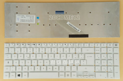 NEW FOR Packard Bell TS13SB TS44HR TS44SB TS45HR Keyboard Italian Tastiera White