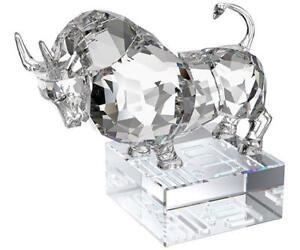 Swarovski-Crystal-Figurine-Chinese-ZODIAC-OX-1121179-New