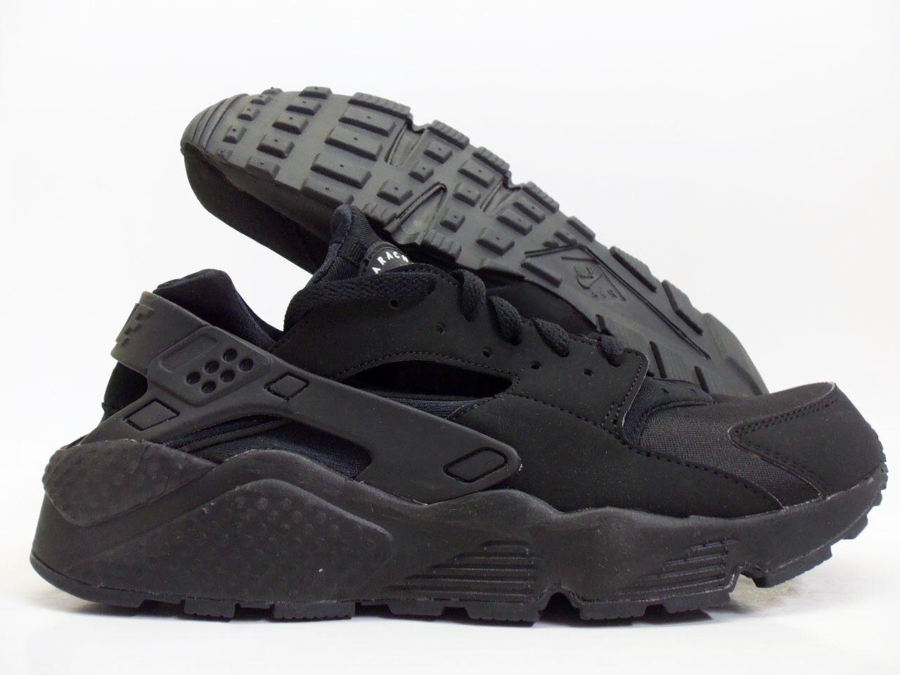 Nike air dimensioni huarache allenatore nero / nero-white dimensioni air uomini 10 [318429-003] 986c48