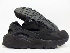 cheap for discount 66fa2 fae18 Men's Nike Air Huarache Run Size 10 Black Shoes 318429 003