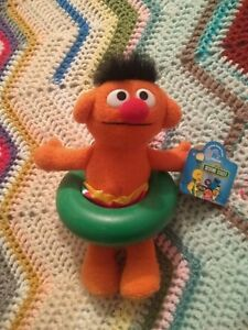 Sesame Street Ernie Bath Toy - VGC