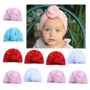 Baby-Toddler-Bunny-Rabbit-Bow-Knot-Turban-Headband-Hair-Band-Headwrap-Girls-Top