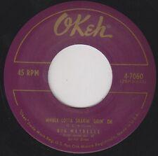 "BIG MAYBELLE Whole Lotta Shakin' Goin' On OKEH 7"" Reissue 1955 R&B Classic HEAR"