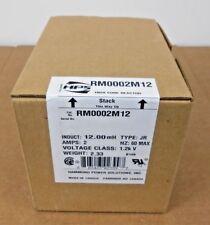 1 Nib Hammond Rm0002m12 Line Reactor 2a 12000mh 60hz Core Amp Coil 4 Available