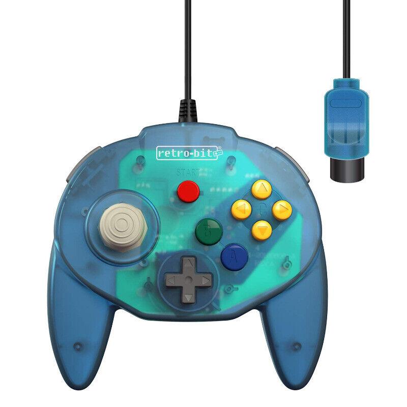 Retro-Bit Tribute64 Nintendo 64 Controller (new)